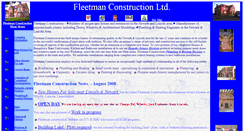 Preview of fleetman-construction.co.uk
